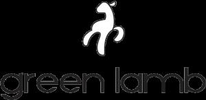Green lamb logo