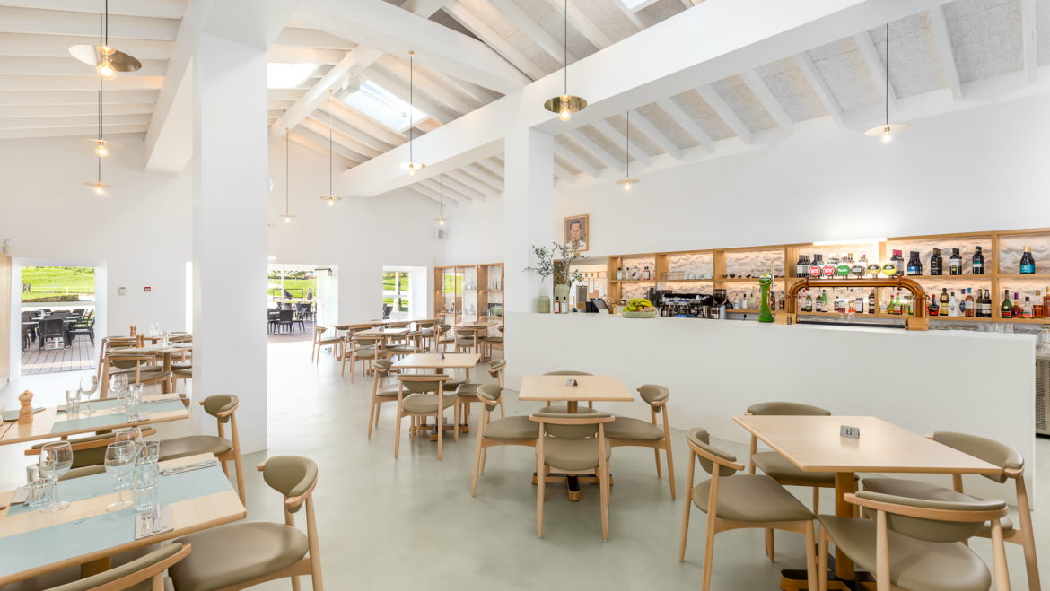Discover our new Clubhouse space at Quinta da Ria