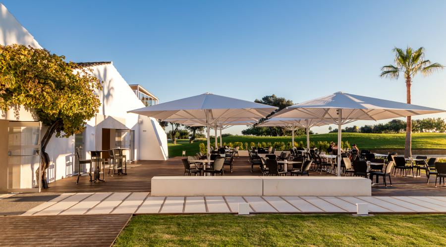 Terrace Quinta da Ria