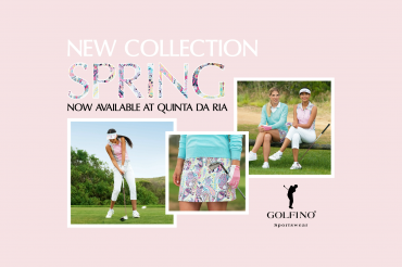 New exclusive collection by Golfino