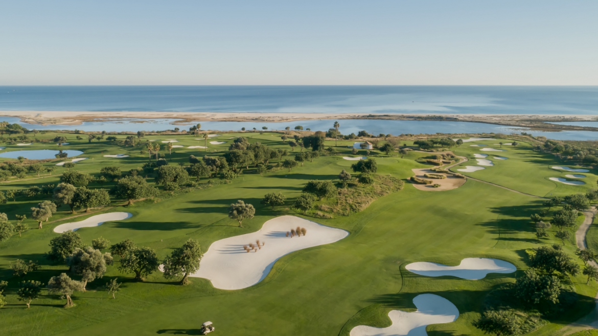 Quinta da Ria voted as the 3rd best Golf Resort in Portugal (36 holes)