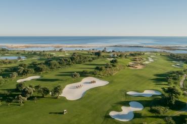 Quinta da Ria eleita como o 3º melhor Resort de Golfe em Portugal (36 buracos)