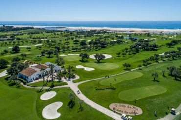 Quinta da Ria voted as #9 on 'The Top 10 Courses in the Algarve'.